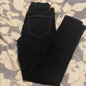 Gap Easy Legging Denim jeans